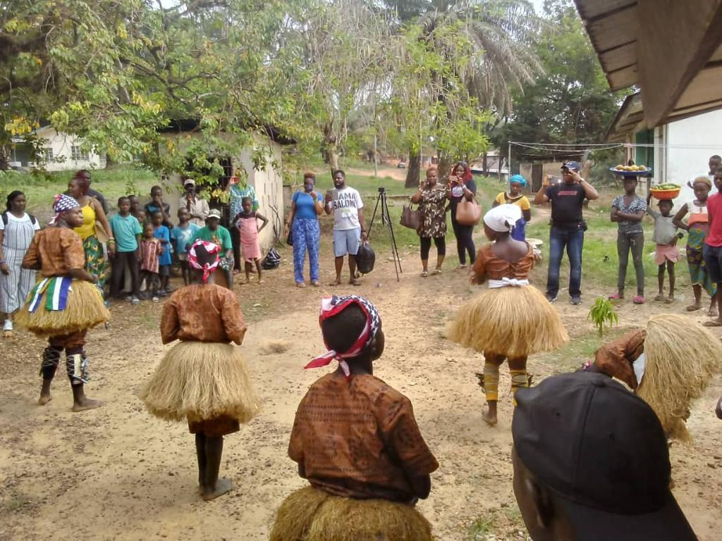 Salone Ancestry Group One29
